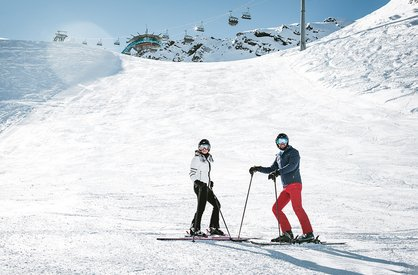 Skiurlaub im Alpenappart Rimlhof im Ötztal