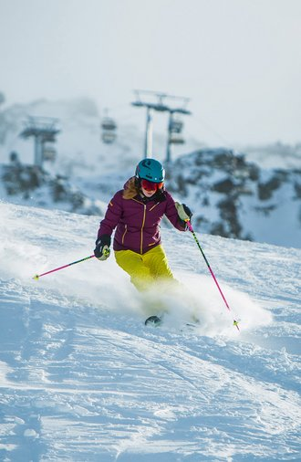 Skiing holidays at Alpenappart Rimlhof