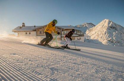 Skispaß in Längenfeld im Ötztal