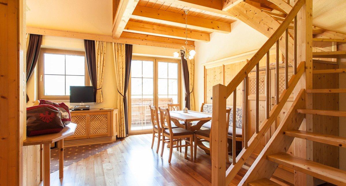 Appartement Edelweiss im Alpenappart Rimlhof