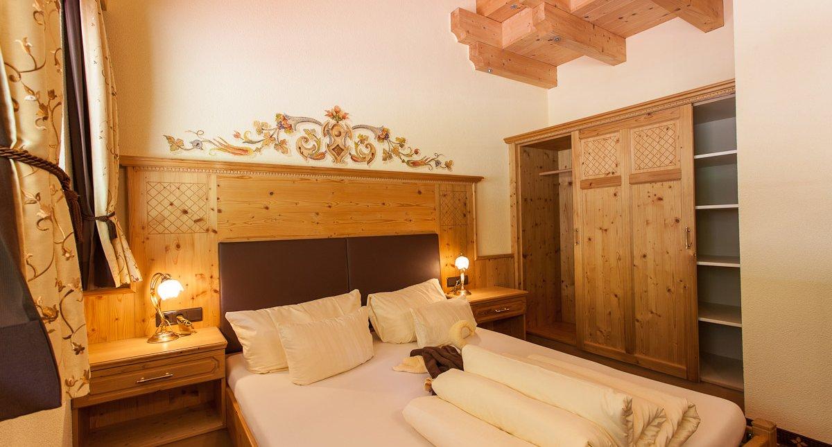 Appartement Edelweiss im Alpenappart Rimlhof im Ötztal