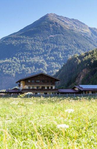 Alpenappart Rimlhof in Längenfeld