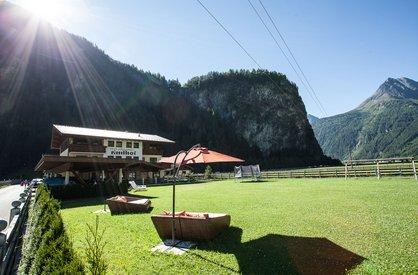 Alpenappart Rimlhof in Längenfeld - Ötztal
