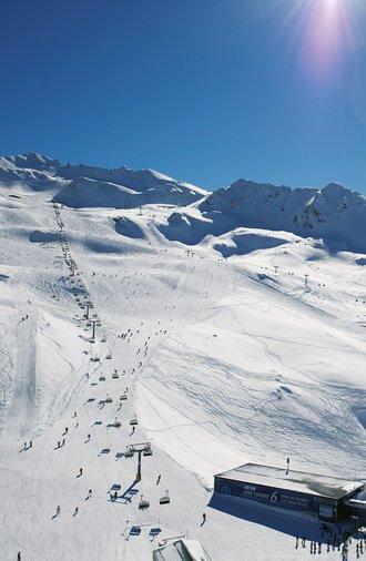 Obergurgl-Hochgurgl ski area