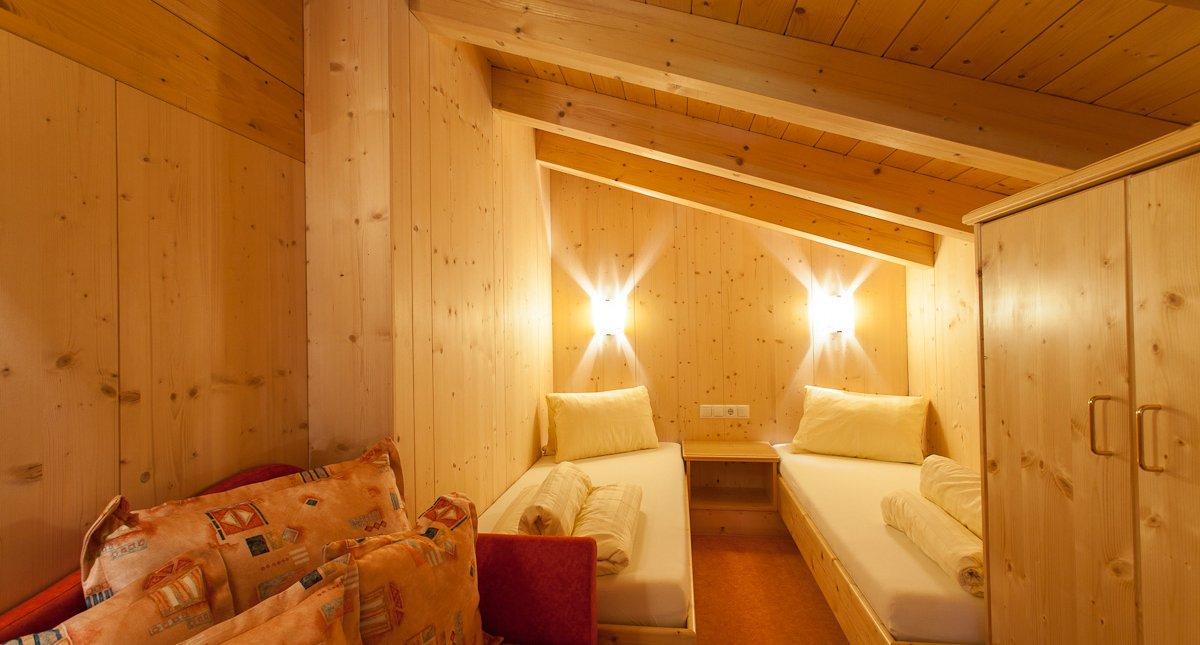 Appartement Edelweiss im Alpenappart Rimlhof in Längenfeld