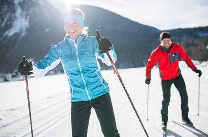 Aktiv- Winterurlaub in Längenfeld im Ötztal